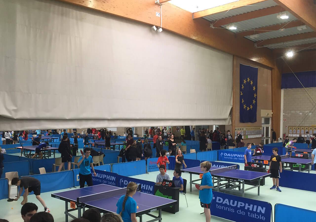 Le sport - Equipe de france de tennis de table ...